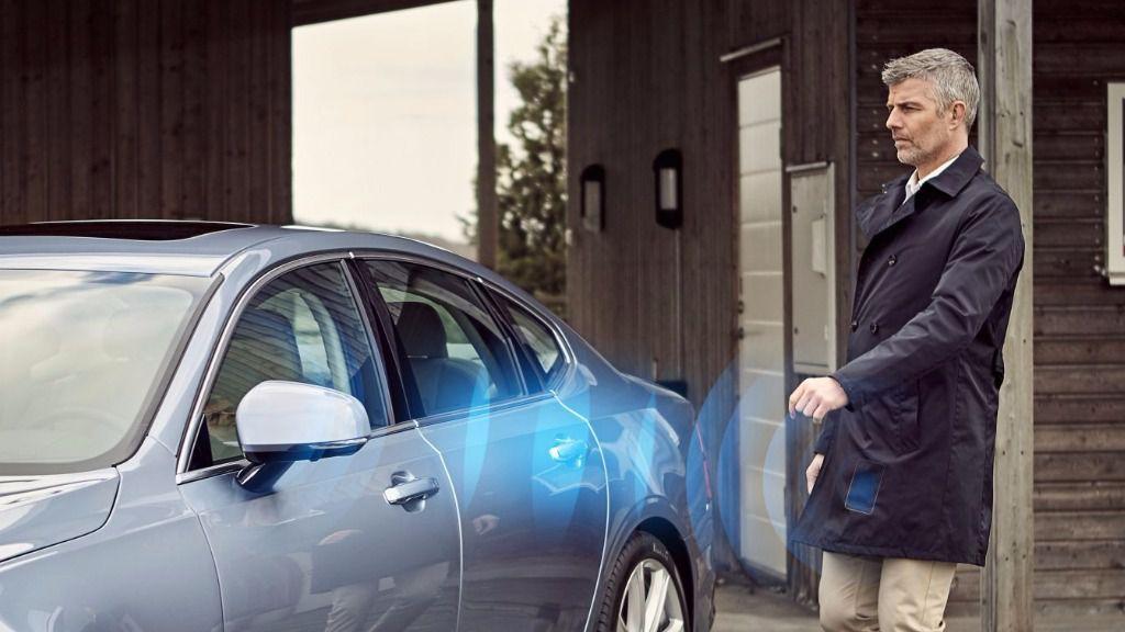 Volvo presentará en 2017 los primeros vehículos sin llave
