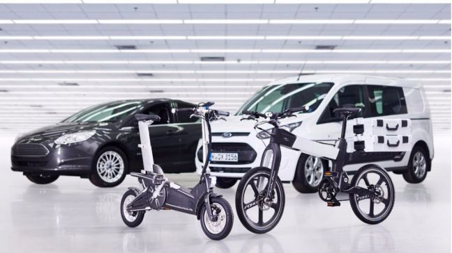 Ford abrirá en Europa una oficina de Smart Mobility
