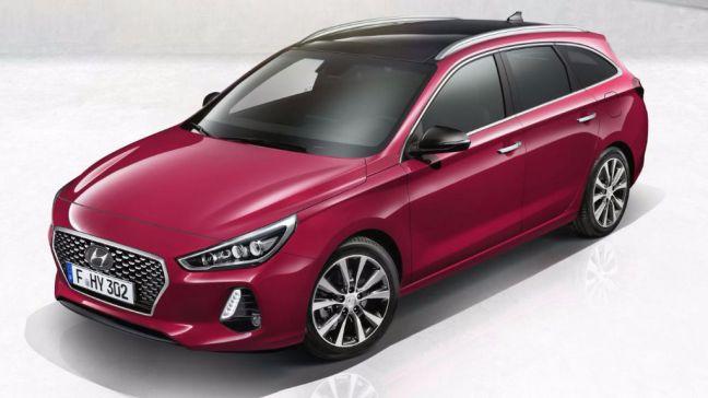 Hyundai i30 CW, un elegante familiar