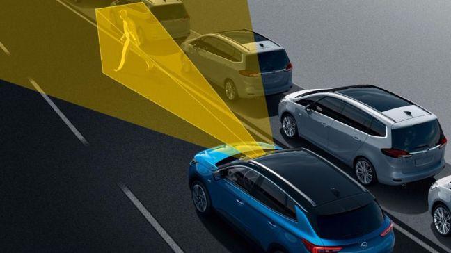El nuevo Opel Grandland X llega con detección de fatiga del conductor