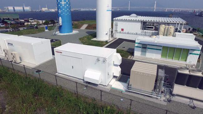 Toyota financiará proyectos innovadores de hidrógeno
