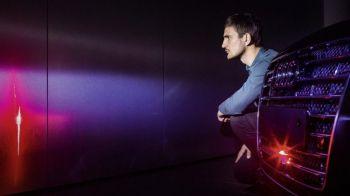 Escáner láser del Audi A8, 145 grados de visión periférica