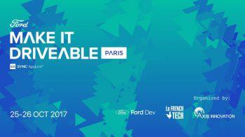 Ford ofrece 30.000 € y colaboración a las start-ups en Make it Driveable AppLink