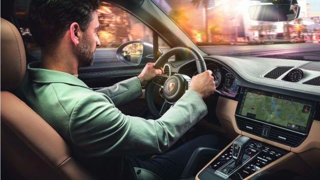 Nuevas funciones de conectividad en el Porsche Cayenne