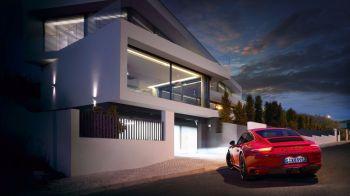 Asociación de Porsche Digita con la start up home-iX