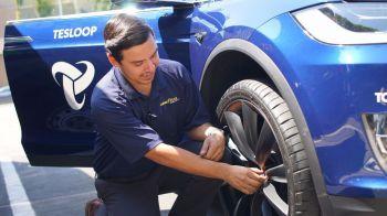 Goodyear presenta un neumático inteligente con sensor incorporado