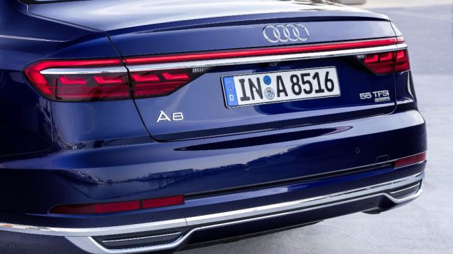 Cuarta generación del Audi A8, conectividad de categoría superior