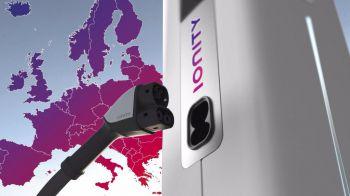 IONITY, la nueva red de carga de alta potencia