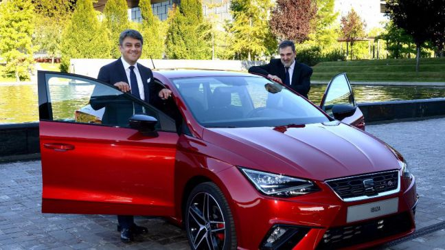 Telefónica y Seat se ponen de acuerdo para digitalizar la industria del automóvl