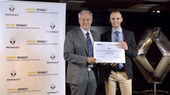 VI edición de los premios al mejor proyecto fin de carrera sobre movilidad sostenible