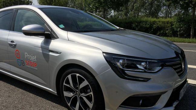 El Grupo Renault se embarca en el proyecto SCOOP
