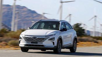 Hyundai NExo, un nuevo SUV de pila de combustible