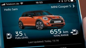 Mini Connected se actualiza, mas avanzado e inteligente