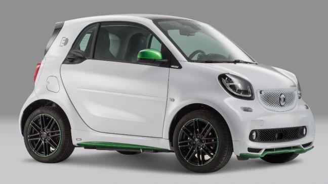 Smart Ushuaïa ED Limited Edition 2018 elétrico y deportivo