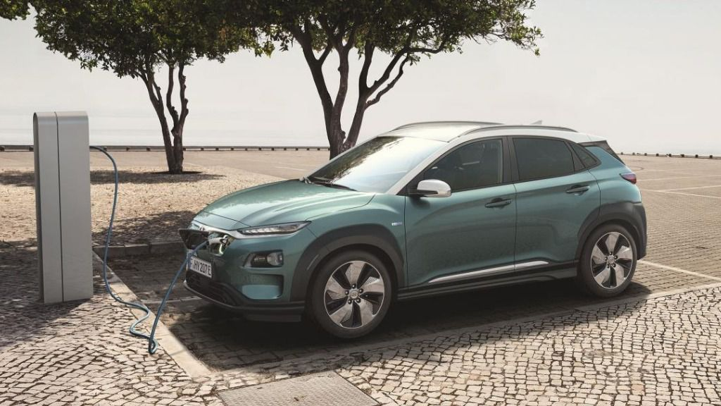 Nuevo Hyundai KONA Eléctrico   cocheconectado.net