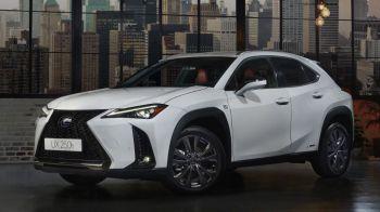 Lexus UX, el cuarto SUV híbrido de la marca