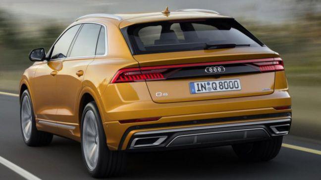 Audi Q8, la nueva imagen de la familia Q de Audi