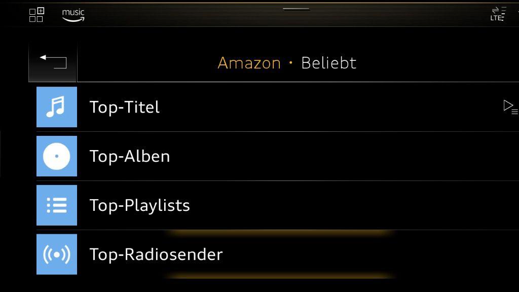 Audi Connect Ahora Con Amazon Music Cocheconectado Net