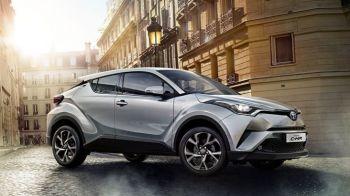 Toyota España lanza nueva gama Toyota C-HR hybrid,