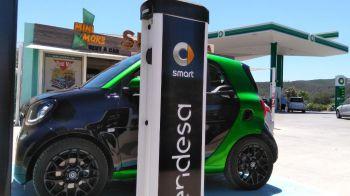 Primera red de carga pública para recorrer Ibiza en coche eléctrico