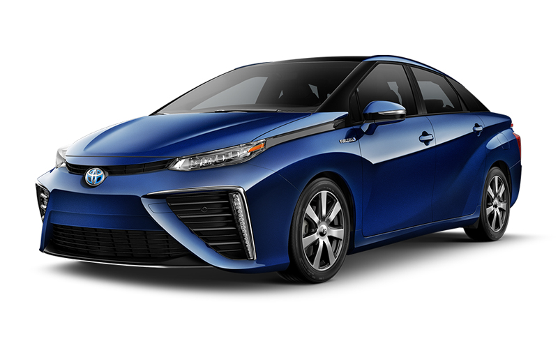Llega a España el nuevo Toyota Mirai