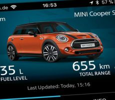 A partir de marzo de 2018 todos los nuevos modelos MINI estarán disponibles con la opción de una tarjeta 4G SIM incorporada. Esta representa el comienzo de una nueva era ...